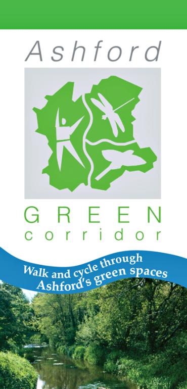 Ashford Green Corridor leaflet